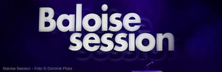 Baloise Session @home mit Dodo