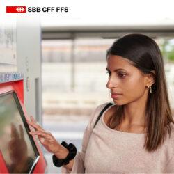 "Die SBB Kampagne ""Stark für Pendler"""